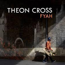Theon Cross- Fyah album cover